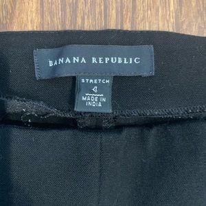 Banana Republic Pants - Banana Republic stretch black skinny pants legging